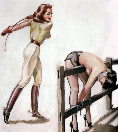 Domina Punishment